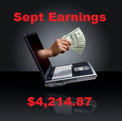 Monthly Earnings sept 2015