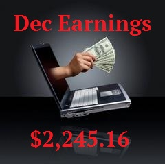 Monthly Earnings dec