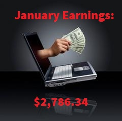 Monthly Earnings jan 16