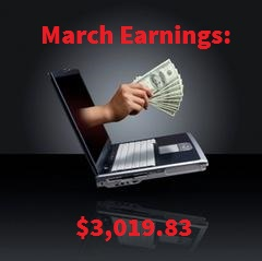 Monthly Earnings Mar 16