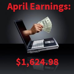 Monthly Earnings April