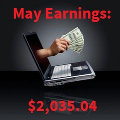Monthly Earnings may 16